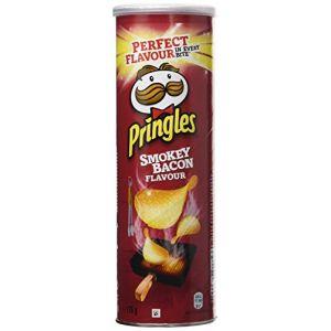 Pringles Biscuits apéritif Smokey Bacon