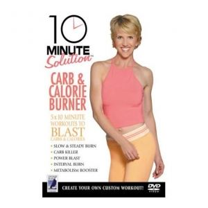 10 Minute Solution : Carb and Calorie Burner
