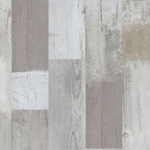 Gerflor Lames PVC Senso Rustic Patchwork Grey 18,4 x 91,4 cm