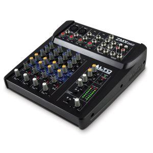 Alto Professional ZMX862 - Console compact 6 voies