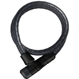 Abus Microflex 6615K - Antivol - noir Câbles antivol