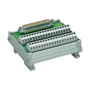 Wago 289-548 - Module d'interface SUB-D mâle 37 pôles 0.08 - 2.5 mm²