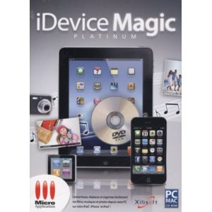 iDevice Magic Platinum [Mac OS, Windows]