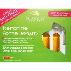 Biocyte Kératine forte - Sérum anti-chute