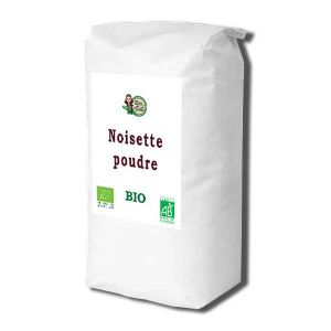 Rita la Belle Noisette en poudre Bio - 1Kg