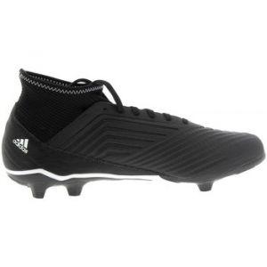 Adidas Chaussures de foot Predator 18.3 FG Scarpini Calcio Uomo Neri DB2000