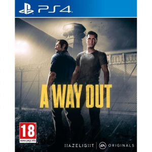 A Way Out sur PS4