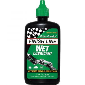 Finish Line Cross Country Chain Huile (Taille cadre: 120 ml) Lubrifiant entretien vélo
