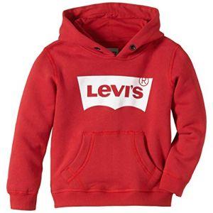 Levi's Sweat-shirt enfant n91503a bat rouge - Taille 8 ans,10 ans,12 ans,14 ans,16 ans