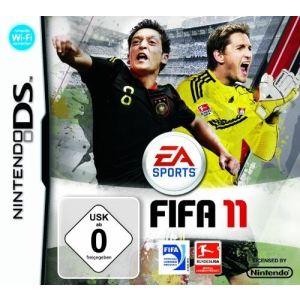 FIFA 11 sur NDS