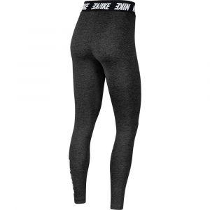 Nike Tight taille haute Sportswear Club pour Femme - Noir - Taille XS - Female