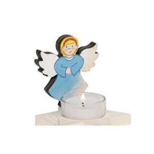 Toys Pure Bougeoir petit ange en bois à peindre Sandrine