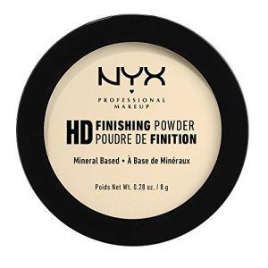 NYX Cosmetics HD Poudre de finition - 02 Banana