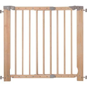 Nordlinger Pro Barrière de sécurité amovible bois réglable 70-103 cm