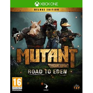 Mutant Year Zero Road to Eden Deluxe edition [XBOX One]