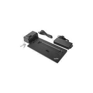 Lenovo ThinkPad Ultra Docking Station - station d'accueil - VGA, HDMI, 2 x DP