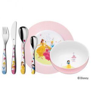 WMF Coffret vaisselle enfants 6 pièces Princesses Disney