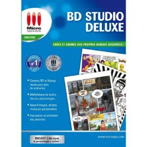 BD Studio Deluxe (2013) pour Windows