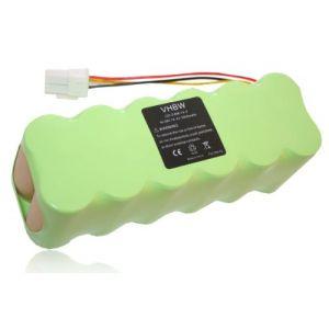 Vhbw Batterie Ni-MH 3000mAh (14.4V) compatible pour les aspirateurs robot Navibot