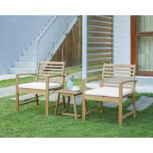 Salon de jardin acacia - Comparer 479 offres