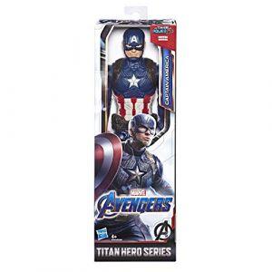 Hasbro Figurine Titan Hero - Avengers Endgame - Captain America