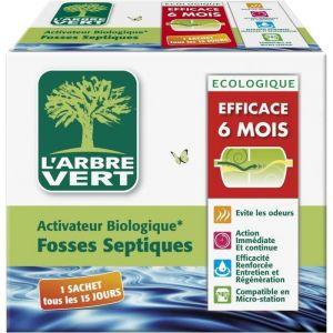 Image de L'Arbre Vert Activateur Biologique pour Fosses Septiques 420 g