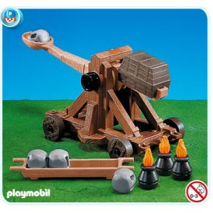 Playmobil 7700 - Catapulte