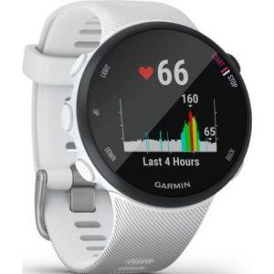 Garmin Montre sport GPS Forerunner 45 S Blanc