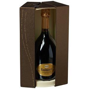 Image de Ruinart Champagne AOP, brut - La bouteille de 75cl avec étui