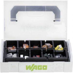 Wago Assortiment de bornes de liaison 166 pièces 887-950 flexible 0.14-6 mm² rigide 0.2-6 mm² 1 set
