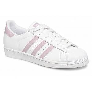 Adidas Superstar W chaussures Femmes blanc Gr.36 EU