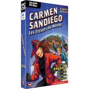 Carmen Sandiego 3 : Les Trésors du monde [Mac OS, Windows]