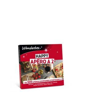 Wonderbox Coffret Cadeau Happy Apéro à 2