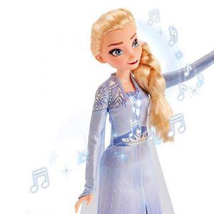 Hasbro Poupée Elsa chantante La Reine des Neiges 2