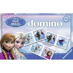Ravensburger Domino La Reine des neiges