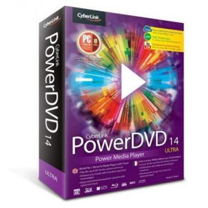 PowerDVD 14 Ultra [Windows]