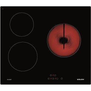 Glem Table de cuisson vitrocéramique GTH63XS