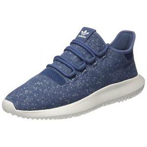 Adidas Tubular Shadow, Baskets Basses Homme, Bleu (Tech Ink/Tech Ink/Rose Crystal White), 42 EU