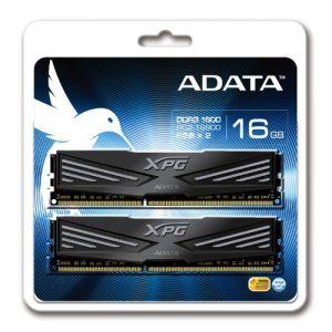 Adata AX3U1600W8G9-DB - Barrette mémoire XPG V1.0 Series DDR3 1600 MHz 16 Go (2 x 8 Go) DIMM 240 broches