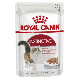 Royal Canin Instinctive Mousse pour chat - 12 x 85 g