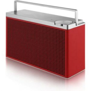 Geneva Enceinte Bluetooth Touring M Red
