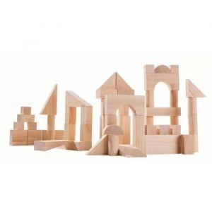 Plan Toys Blocs de construction 50 pièces