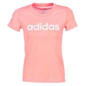 Adidas T-shirt E LIN SLIM T - Couleur S,M,L,XL,XS - Taille Rose