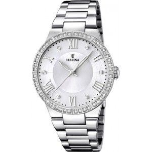Festina F16719 - Montre femme avec bracelet en acier Mademoiselle