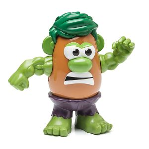 Hasbro Monsieur Patate Hulk 15 cm