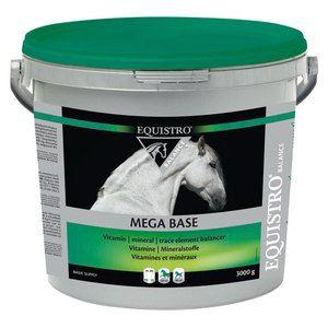 Vetoquinol Equistro Megabase - Equilibrer la ration du cheval