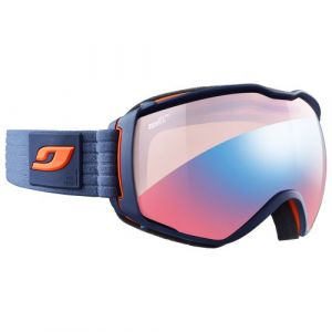 Julbo Masque De Ski/Snow Homme Aerospace Bleu Zebra Light Red Taille Unique - Neuf