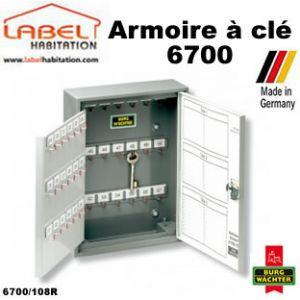Burg-Wächter Armoire à clé 6700/108R