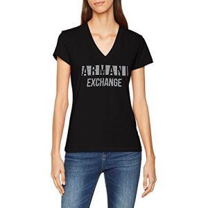Armani Exchange T-shirt HELBATA Noir - Taille S,M