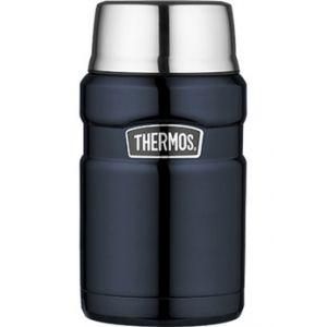 Thermos Porte-aliments en acier inoxydable Bleu KING 71cl